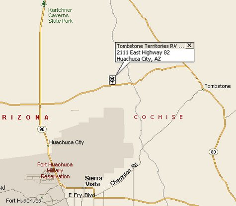 Tombstone Rv Parks